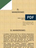 4 MANIERISMO.pptx