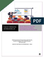 PLAN DE FORMACION DISTRIBUIDORA LAP AREA COMERCIAL.pdf