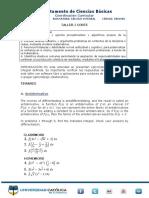 TALLER CORTE 1 calculo integral economia 2019-1.pdf