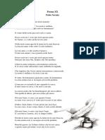 poema 20 Pablo Neruda