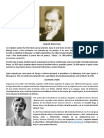 Biografía Ruben Darío