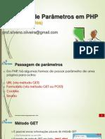 PW02 - Passagem de Parametros Em PHP - URL e Formulario