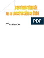 Capitulo 1.El proceso inversionista de la construccion en Cuba.doc