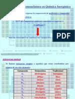 Clase 6_Formulación y Nomenclatura en Química Inorgánica