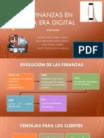 Finanzas en La Era Digital