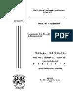 Implantacion de la filosfia 5Ss en un departamento de mantenimiento.pdf