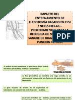 flebotomia clsi