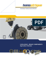 Brake Components for Agricultural Vehicles