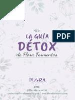 Flora Fermentos La Guía Détox