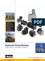 hydraulic products by parker