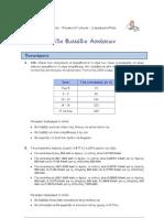 ΑΕΠΠ - 15ο Φυλλάδιο Ασκήσεων