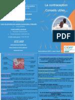 Brochure Contraception V3