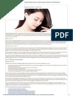 Mengenal Retinoid, Komponen Vitamin a Yang Dimanfaatkan Untuk Skincare - Beauty Fimela.com