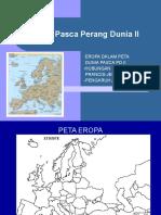 Eropa Pasca PD II