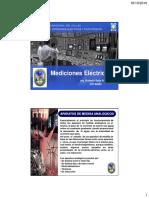 Mediciones Electricas clase 3