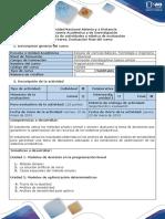 Guia de actividades y rúbrica de evaluación - Post-tarea.pdf