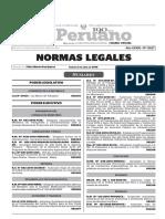 Ley Marco de Telesalud