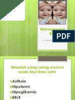 Management BBL KHA