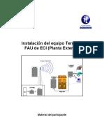 Instalación del equipo terminal FAU de ECI (Planta Exterior).pdf