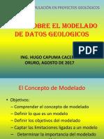 3. Modelacion y Simulacion Geologica