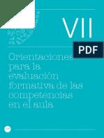 Orientaciones de La Evaluación Formativa Desde El CNEB