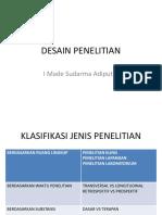 DESAIN PENELITIAN adii.pptx