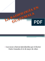 Radiologia en Guatemala
