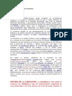 HISTORIA DE LA CARICAURA E HISTORIETA.docx