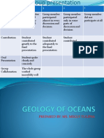 Geology of Oceans 2nd