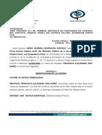 ACUSACION DETENTACION DE PIEZA PROVENIENTES  DEL HURTO O ROBO DE VEHICULO MP-301881-2013.doc
