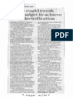Business World, Sept. 18, 2019, House could tweak DoE budget to achieve total electrification.pdf
