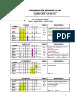 Kalender Pendidikan Sdit Kail New