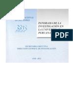 Panorama de la investigacon peruana 001.pdf