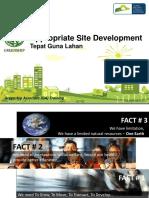 Revisi Appropriate Site Development (ASD) 082017