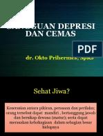 1. Gangguan Depresi Dan Cemas