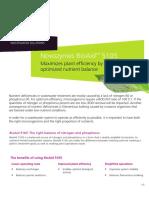 BioAid 5105 Benefit Sheet en A4