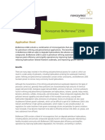 BioRemove 2300 Application Sheet En