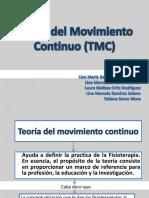 teoriadelmovimientocontinuo-120425185619-phpapp02