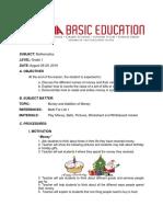 1. August 26-29 (Math 1)