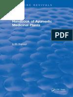 ayuvedak plants