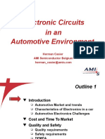 Automotive Electronics From Herman Casier