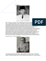 Nama - nama presiden Republik Indonesia