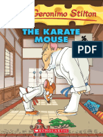 (Geronimo Stilton  40_ Geronimo Stilton - Original Italian Pub. Order  51_ Geronimo Stilton) Geronimo Stilton - The Karate Mouse-Scholastic Paperbacks (2011).pdf