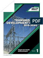 TDP 2019-2040 Consultation Draft Volume 1 Major Network Development--2018-12!26!14!15!13