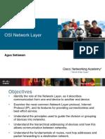 Materi-01 OSI Network Layer