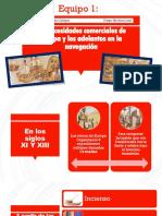Las+necesidades+comerciales+de+Europa+y+los+adelantos+HISTORIA