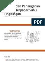 6. Bahaya Dan Penanganaan Pajanan Terhadap Suhu Lingkungan