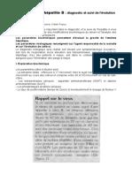 CANCER BRONCHO-PULMONAIRE PRIMITIF