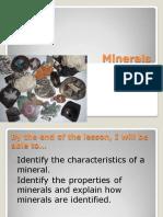 3.Minerals
