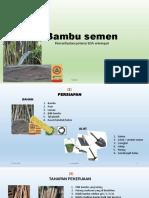 Bambu membuat septik tank